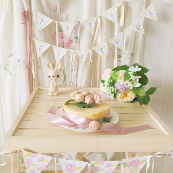 Shabby Chic Roses for Girls