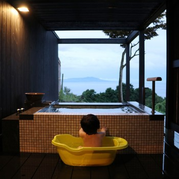 Extravagant Accommodation to Enjoy with Baby Vol.3<br/>Izu Bettei KURO