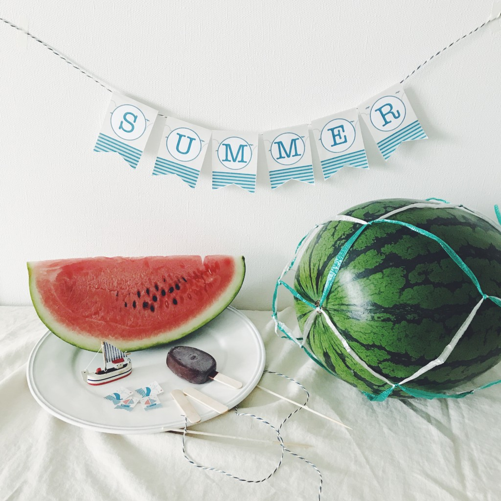first summer