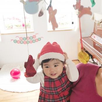 簡単お菓子のお家で<br/>ほっこり、クリスマス