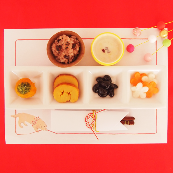 Fun Baby Recipes Vol.08<br/> Osechi (Japanese traditional New Year's dish)