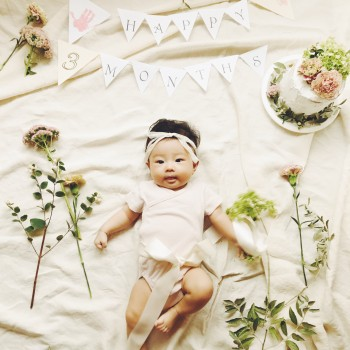 Chic and Flowery<br/>Three Months Celebration