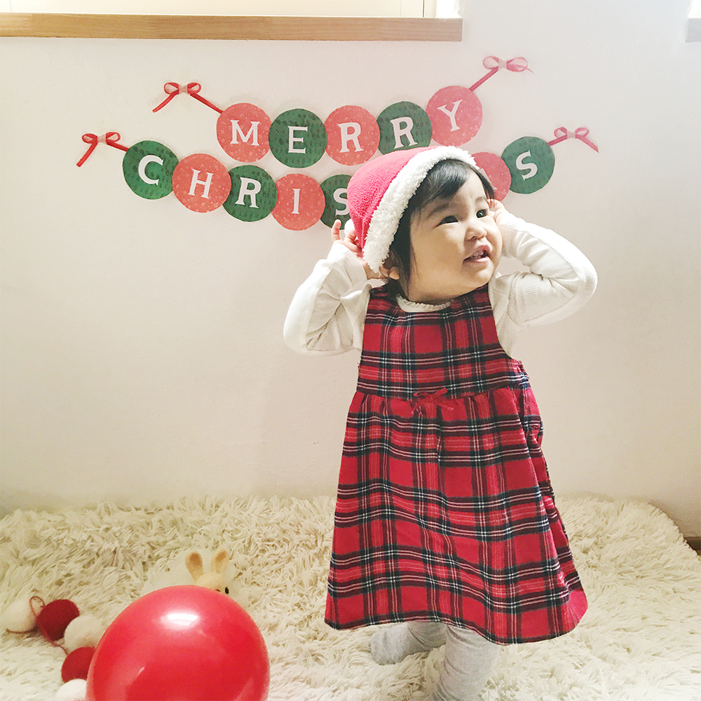 Luntanのクリスマスガーランド