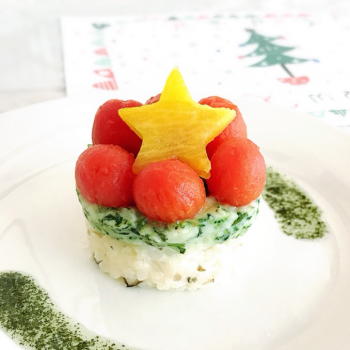 Fun Baby Recipes Vol.06 <br/>Christmas Risotto
