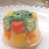 赤ちゃんと楽しむ離乳食 Vol.2野菜たっぷり涼しげテリーヌ